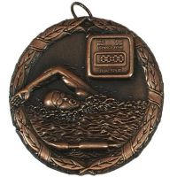 Laurel50 Swimming Medal</br>AM188B